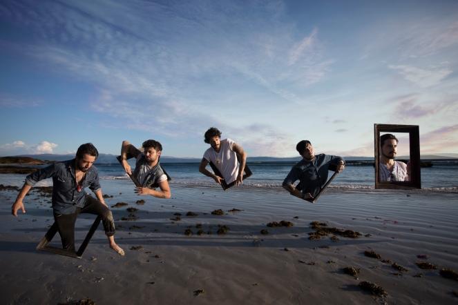 Arte del nuevo disco 'Somos Seres'