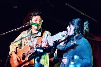 Marco Mares y Greta Lejia - Photo by Rodrigo Zamora