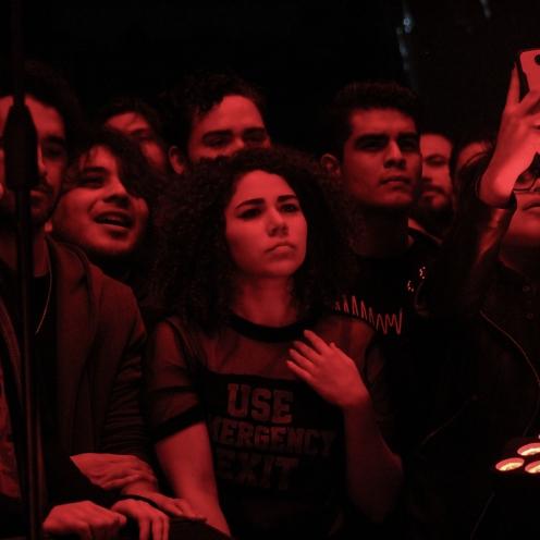 Polyphia en C3 Stage de Guadalajara
