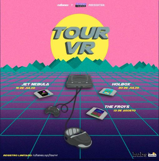 Tour VR Rufianes