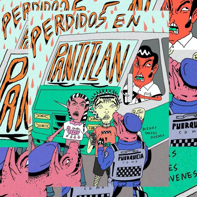 Los Blenders Perdidos en Pantitlán