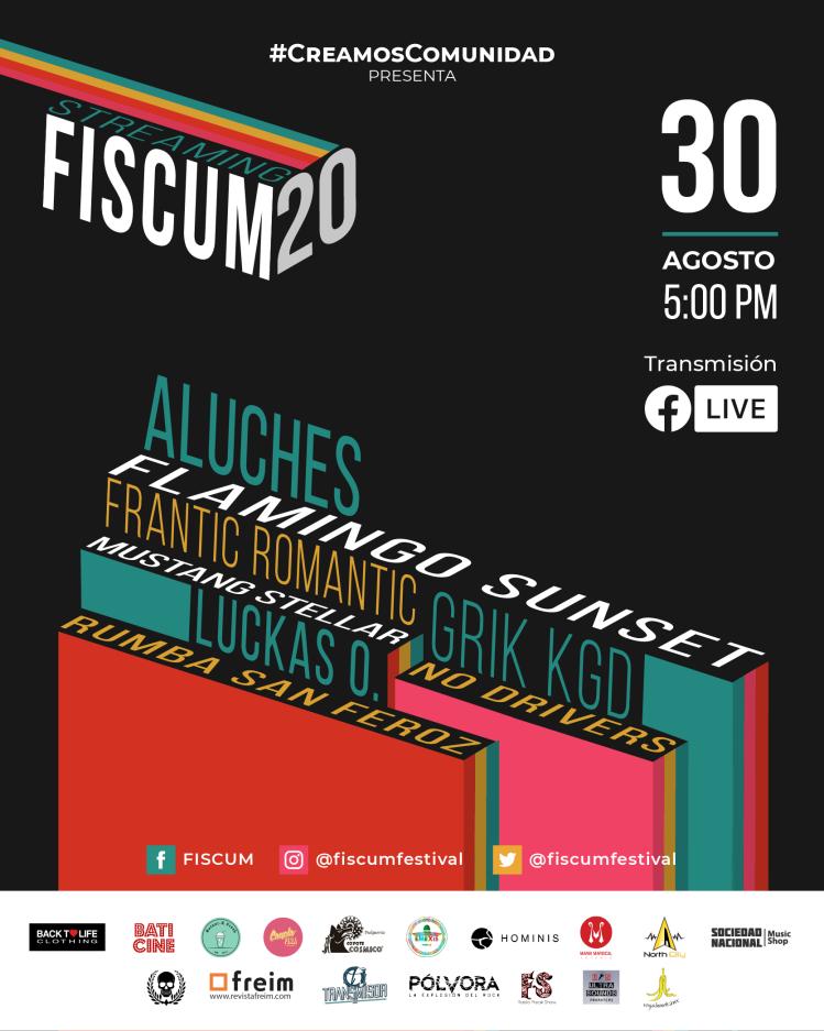 Festival FISCUM 2020