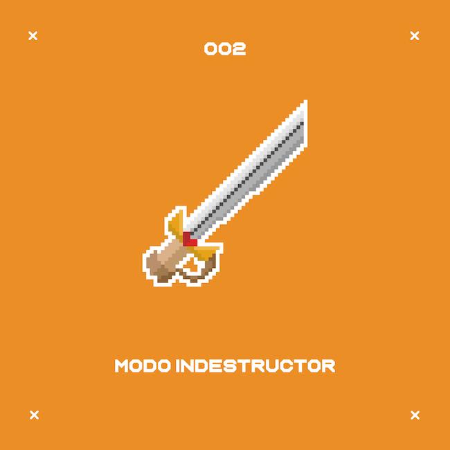 Modo Indestructor 002 DJ Perro