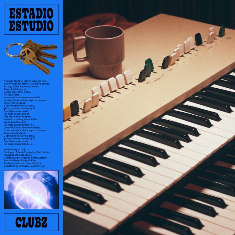 Estadio Estudio Clubz Cover Art